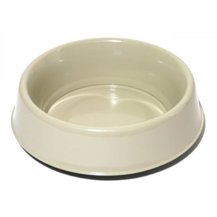 Rosewood Stainless Steel Raised Dog Bowl Beige 8