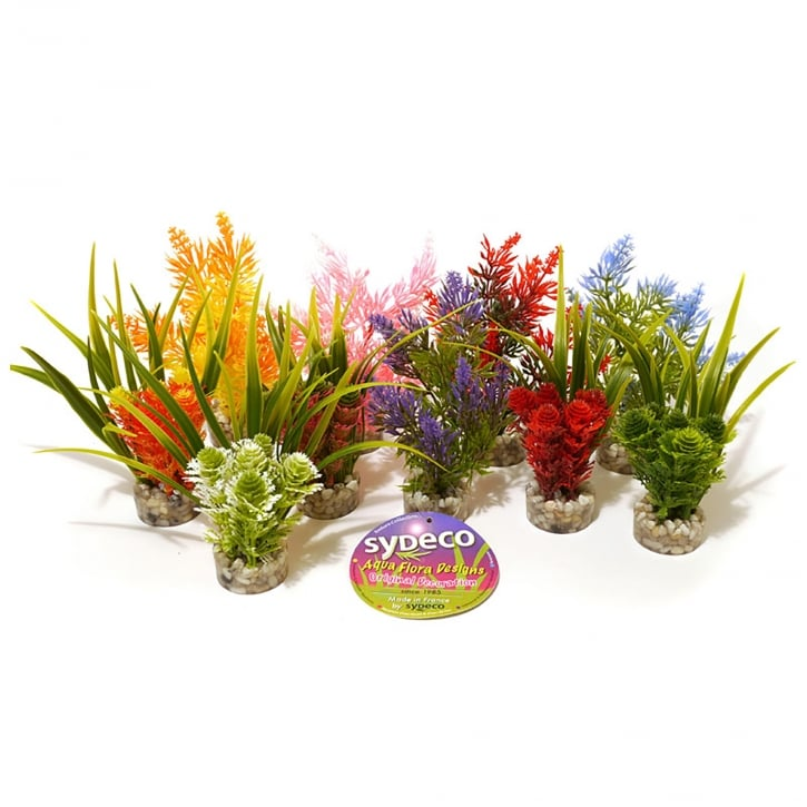 Rosewood Pet Products Sydeco Nano Fiesta Aquarium Plants