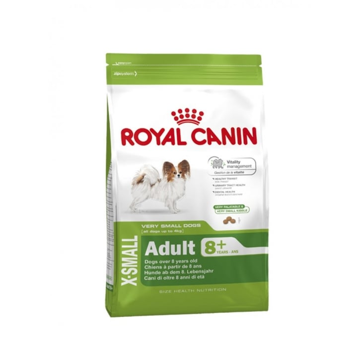 Royal Canin Adult 8+ Extra Small Breed 1.5kg