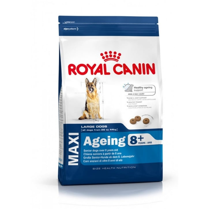Royal Canin Adult Maxi Ageing Dog Food 8 year+ 3kg