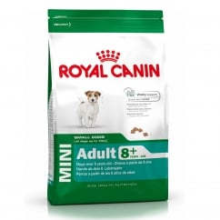 Adult Mini 8+ Dog Food 2kg