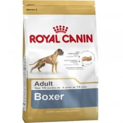 Royal Canin Boxer Adult Dog Food 3kg