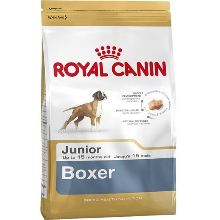 royal canin boxer junior dog food 12kg feedem. Black Bedroom Furniture Sets. Home Design Ideas