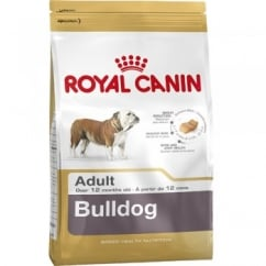 Royal Canin Bulldog Adult Dog Food 3kg
