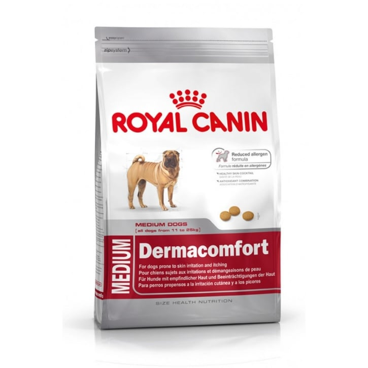 Royal Canin Dermacomfort 24 Medium Dogs - 10kg