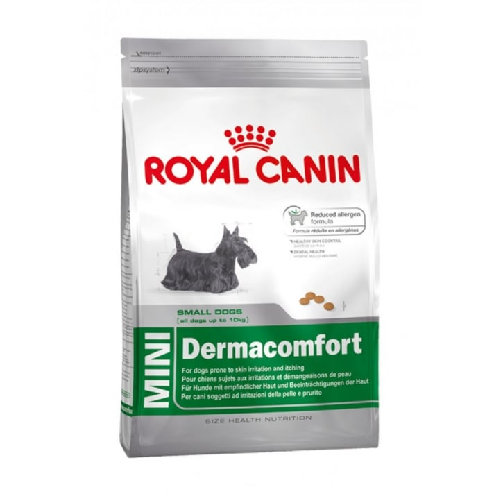Royal Canin Dermacomfort 26 Mini Dogs - 4kg.