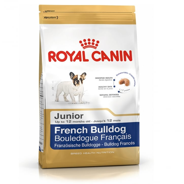 Royal Canin French Bulldog Junior Dog Food 3kg