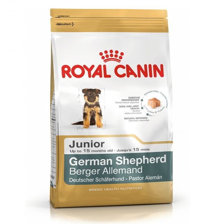 Royal Canin German Shepherd Junior Dog Food 3kg