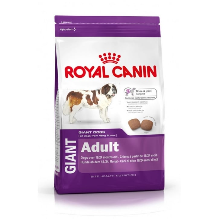 Royal Canin Giant Adult Complete Dog Food 4kg