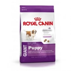 Royal Canin Giant Complete Puppy Dog Food 4kg