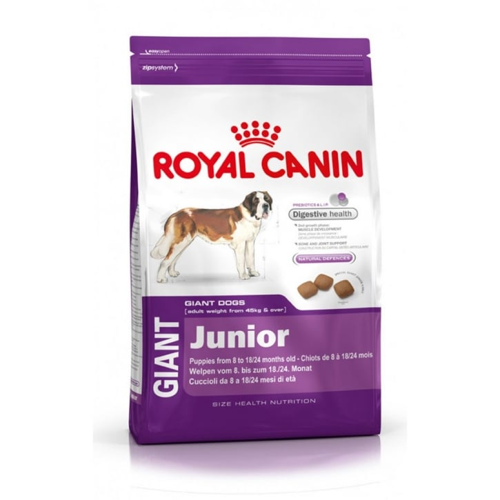 Royal Canin Giant Junior Complete Dog Food 15kg
