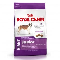 Giant Junior Dog Food 4kg