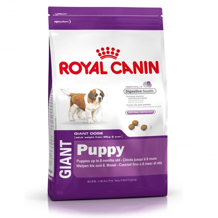 Royal Canin Giant Puppy Dog Food 4kg