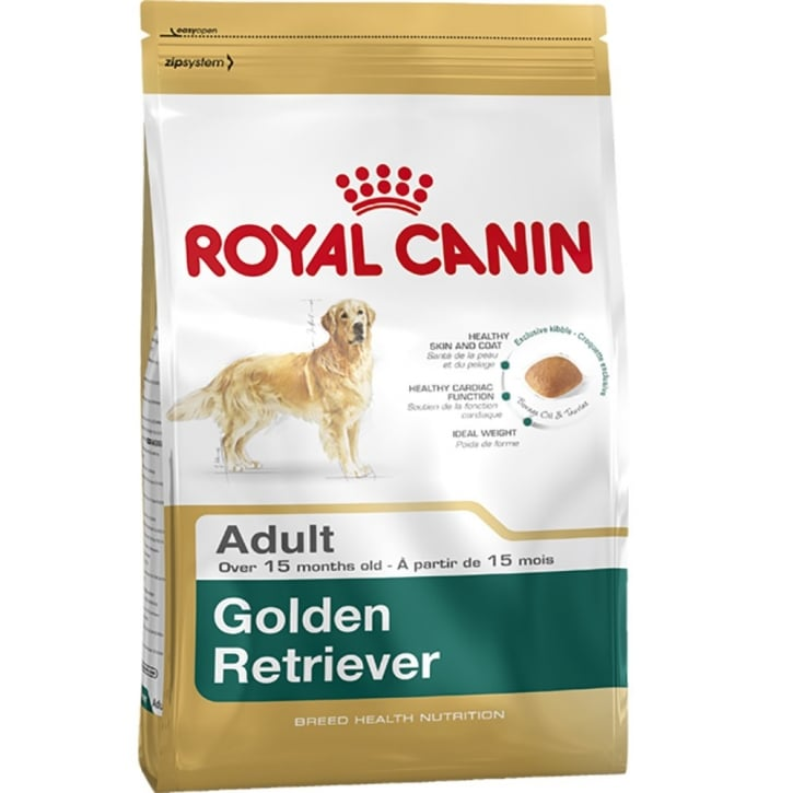 Royal Canin Golden Retriever Adult Dog Food 12kg