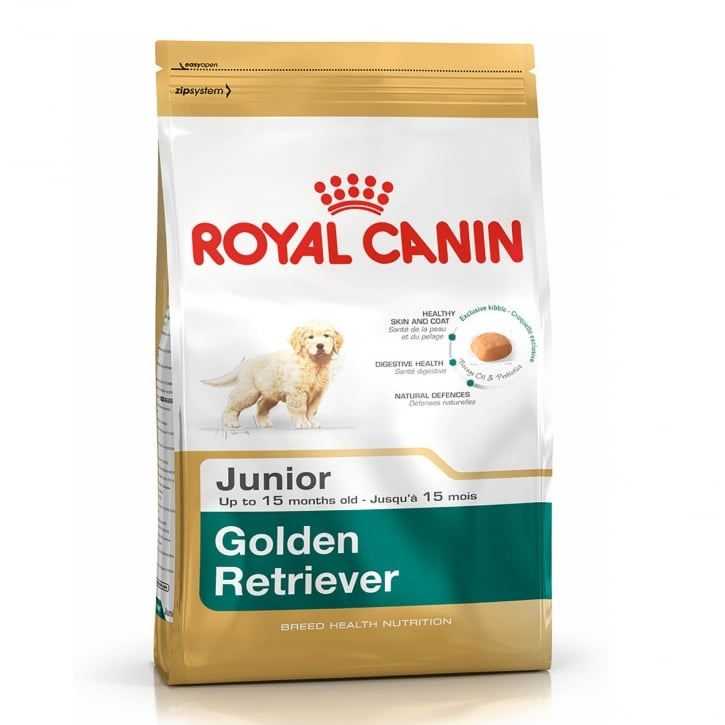 Royal Canin Golden Retriever Junior Dog Food 12kg