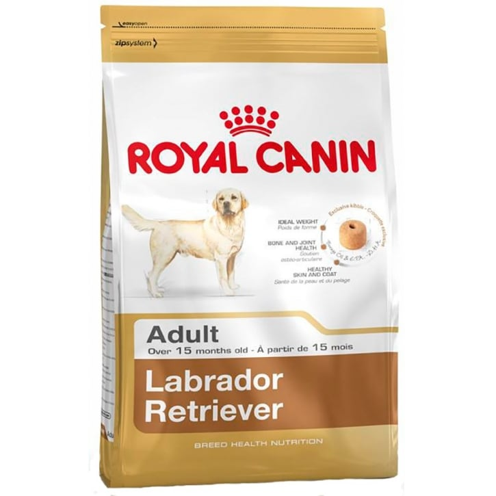 Royal Canin Labrador Retriever Adult Dog Food 12kg