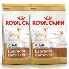 Labrador Retriever Adult Dog Food 2 x 12kg