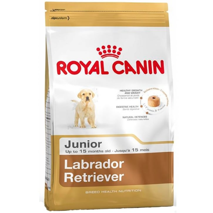 Royal Canin Labrador Retriever Junior Dog Food 3kg