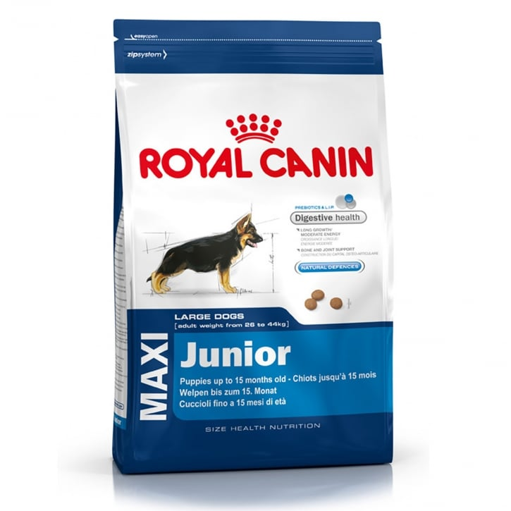Royal Canin Maxi Junior Dog Food 4kg