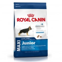Maxi Junior Dog Food 4kg