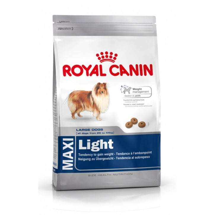 Royal Canin Maxi Light Complete Dog Food 15kg