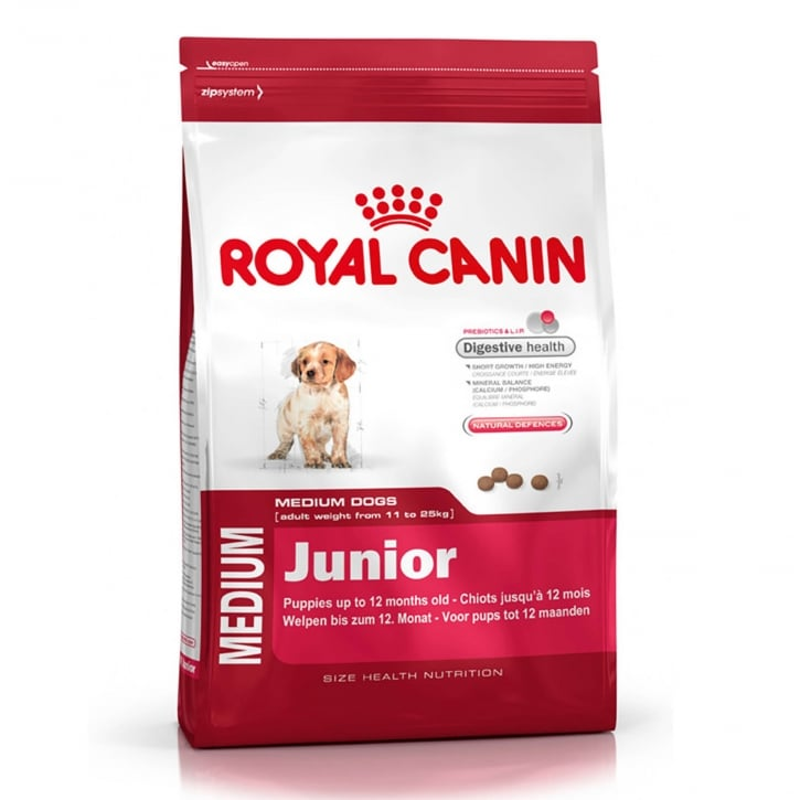 Royal Canin Medium Junior Dog Food 10kg