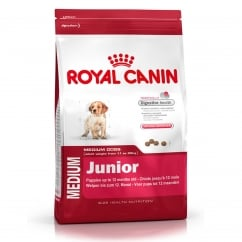 Medium Junior Dog Food 4kg