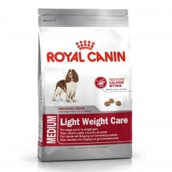 Medium Light Weight Care Dog Food 13kg