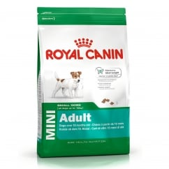Mini Adult Dog Food 4kg