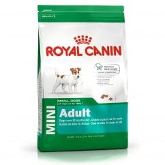 Mini Adult Dog Food 8kg