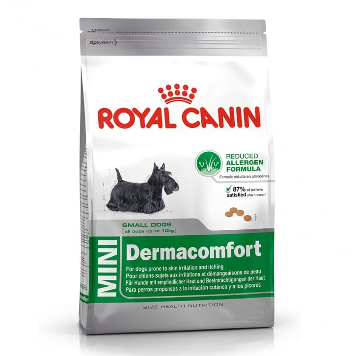 Royal Canin Mini Dermacomfort Adult Dog Food 2kg