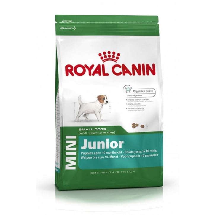 Royal Canin Mini Junior Complete Dog Food 8kg