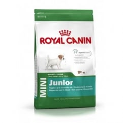 Royal Canin Mini Junior Dog Food 2kg