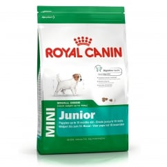 Mini Junior Dog Food 4kg