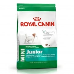 Mini Junior Dog Food 8kg