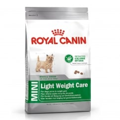 Mini Light Weight Care Dog Food 2kg