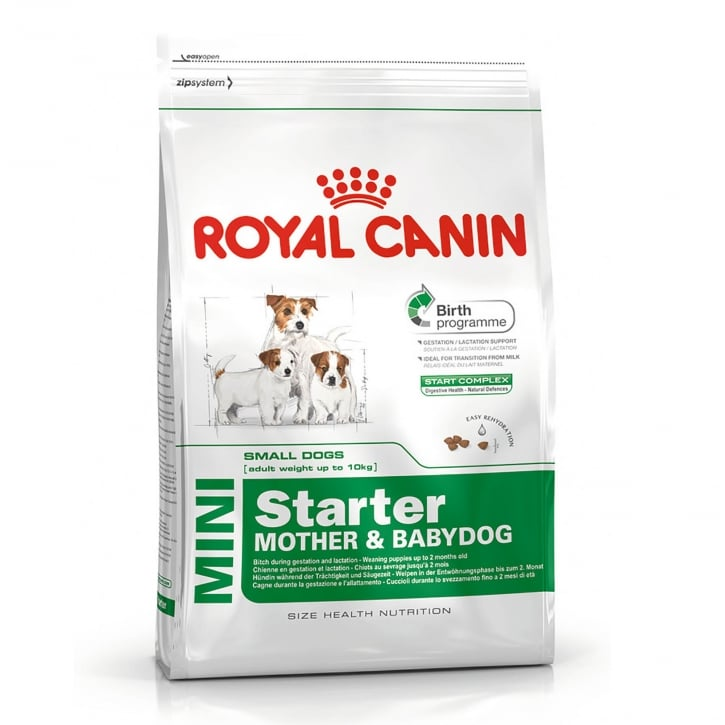 Royal Canin Mini Starter Mother & Babydog 8.5kg