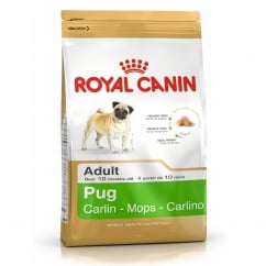 Pug Adult Dog Food 1.5kg
