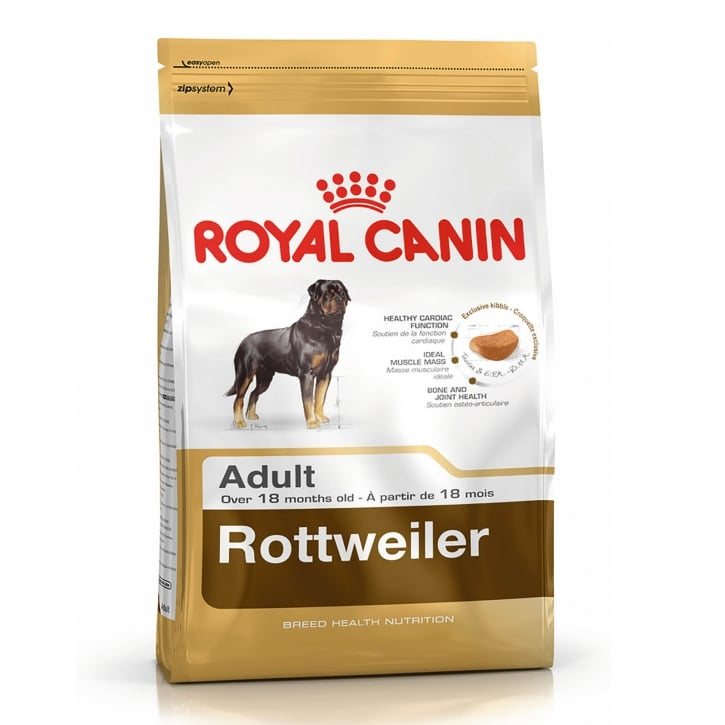 Royal Canin Rottweiler Adult Dog Food 12kg