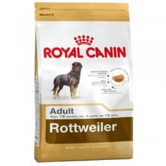 Royal Canin Rottweiler Adult Dog Food 3kg