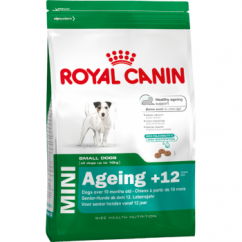 Royal Canin Senior Mini Ageing 12+ Dog Food 1.5kg