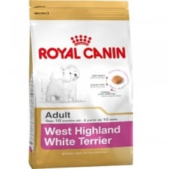 Royal Canin West Highland White Terrier Adult Dog Food 1.5kg