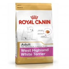 West Highland White Terrier Adult Dog Food 1.5kg