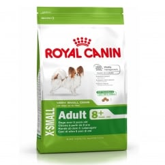 X-Small Adult 8+ Dog Food 1.5kg