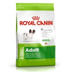 X-Small Adult Dog Food 1.5kg