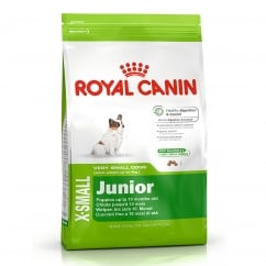 X-Small Junior Dog Food 1.5kg