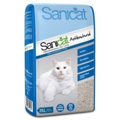 Antibacterial Cat Litter - 25 Litre approx 19kg