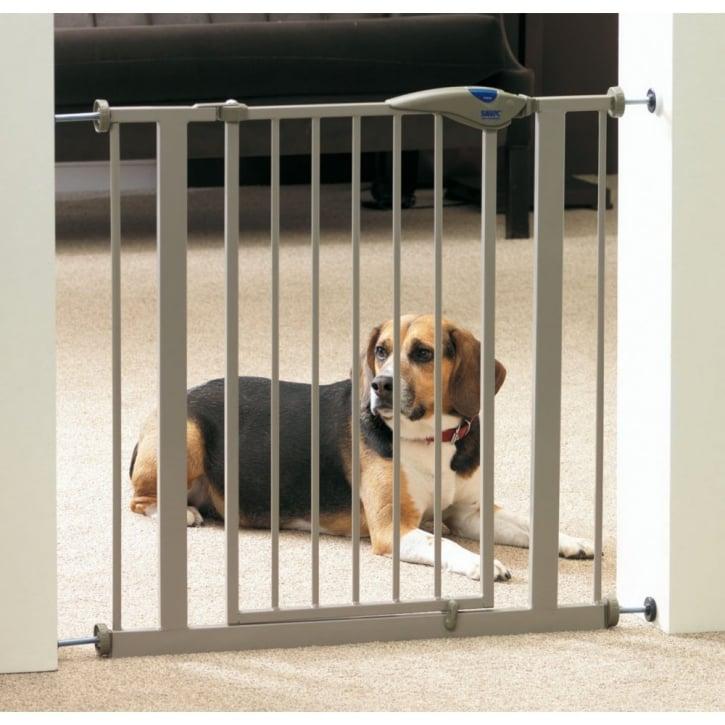 Savic Dog Barrier Door 75 Size 84x75cm Feedem