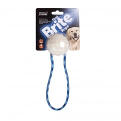 Brite Rope Ball Dog Toy
