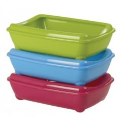 Cat Litter Tray and Rim 42cm